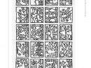 Un Marque-Page Keith Haring   Caracolus tout Marque Page Gratuit À Imprimer
