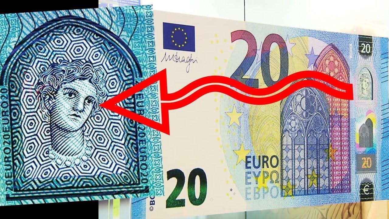 Un Nouveau Billet De 5 Euros, Pour Quoi Faire? pour Billet De 5 Euros À Imprimer