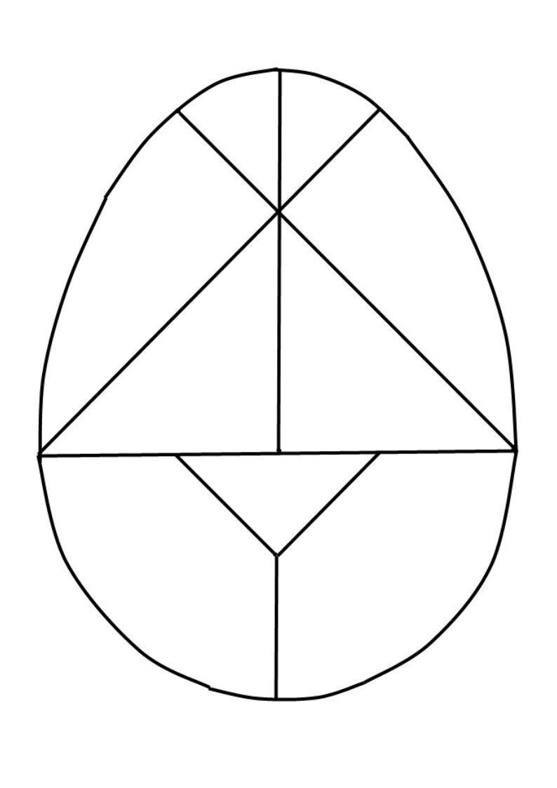 Un Peu Comme A Ecole Tangram destiné Modèle Tangram À Imprimer