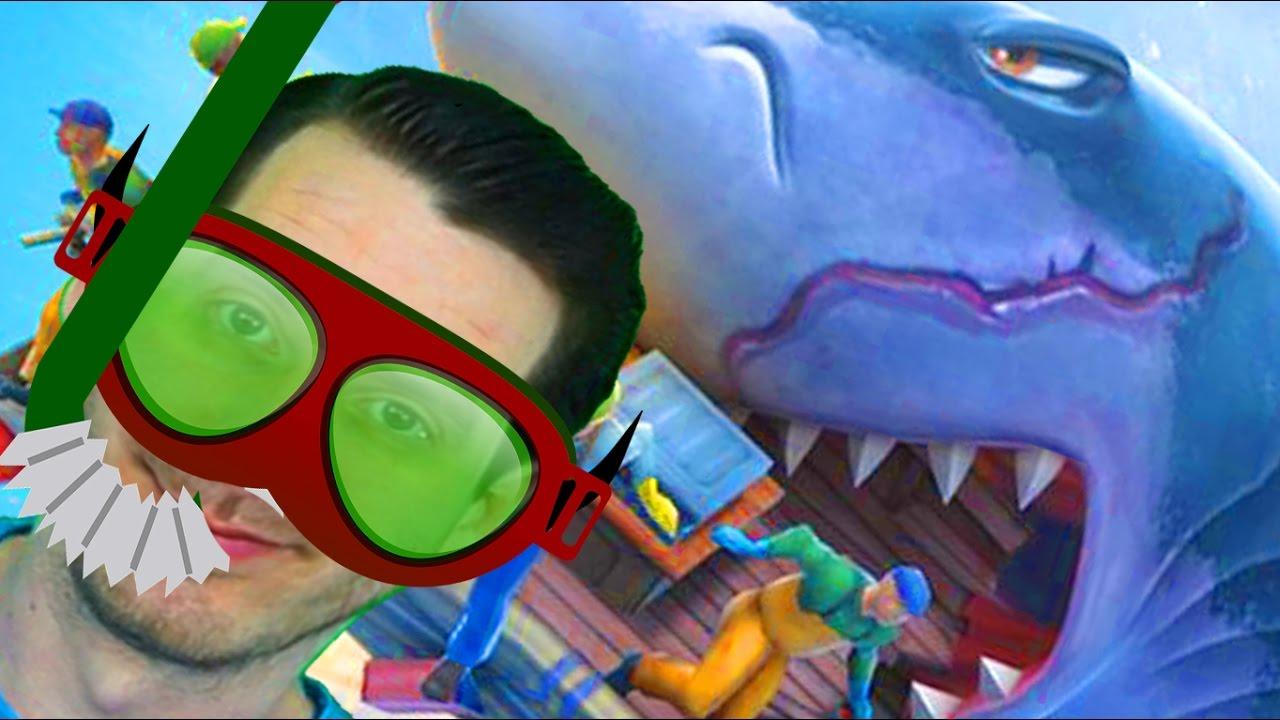 Un Requin M'attaque Sur Hungry Shark ! Le Jeu Mobile ! (Jeux Gratuit) serapportantà Jeux Gratuit Requin Blanc