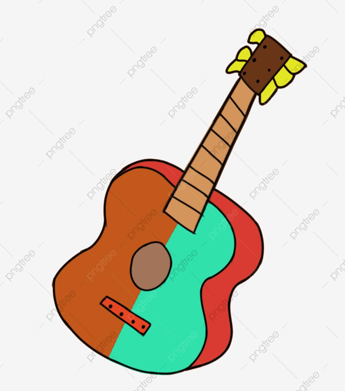 Une Guitare Instrument De Musique Illustration Jeu De pour Jeu Des Instruments De Musique