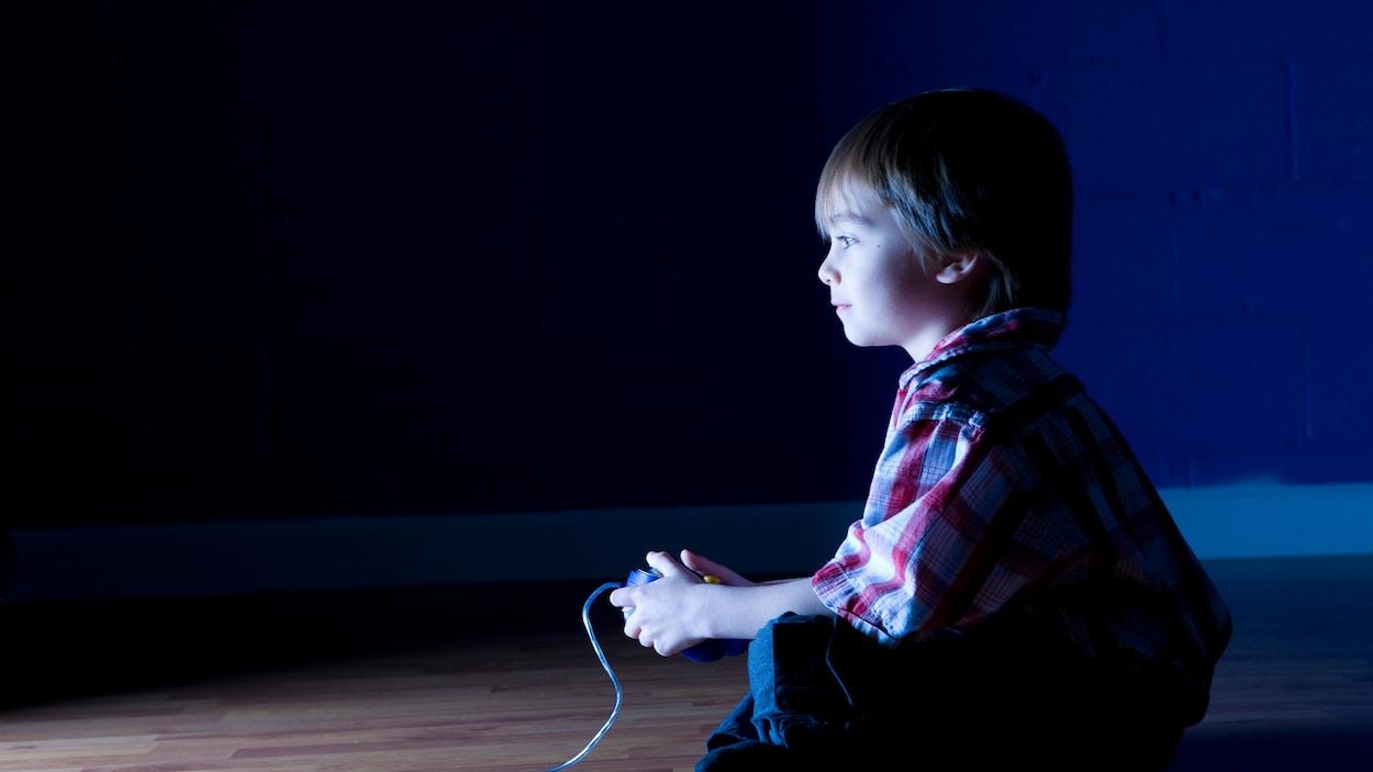 Une Télévision Dans Une Chambre D'enfant N'est Pas Une Bonne serapportantà Jeux Flash Enfant