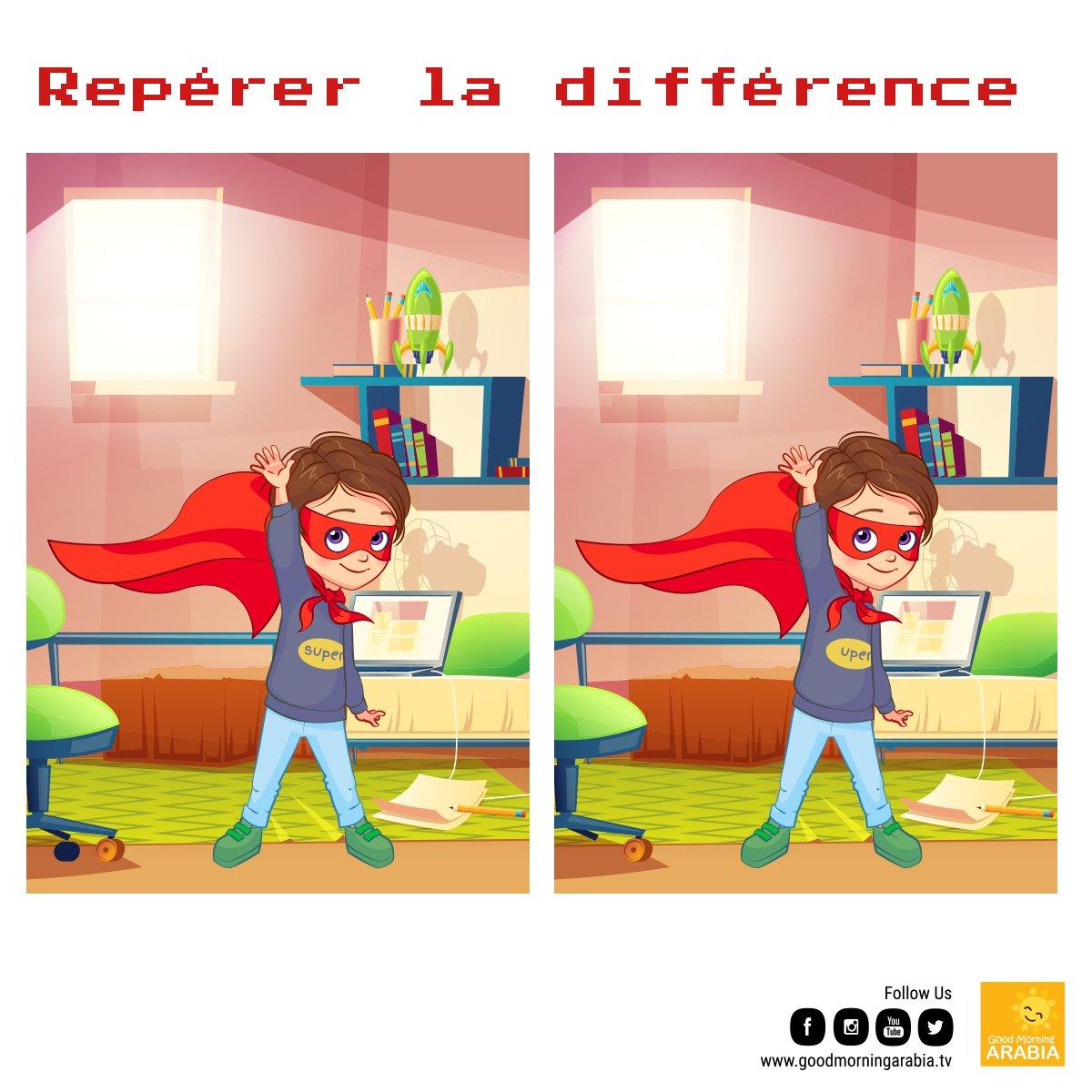 Une_Activité_Amusante Hashtag On Twitter pour Jeux De La Différence