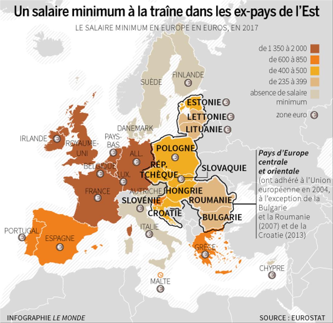 Union Européenne (Ue) : Les Désillusions Des Pays D'europe destiné Pays Et Capitales Union Européenne