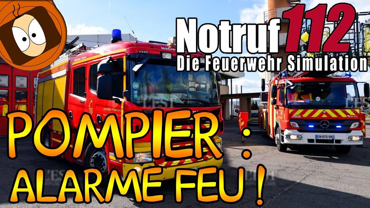 Urgence 112 | Pompier : Alarme Feu Maison & Pollution ! à Jeux De Camion De Pompier Gratuit