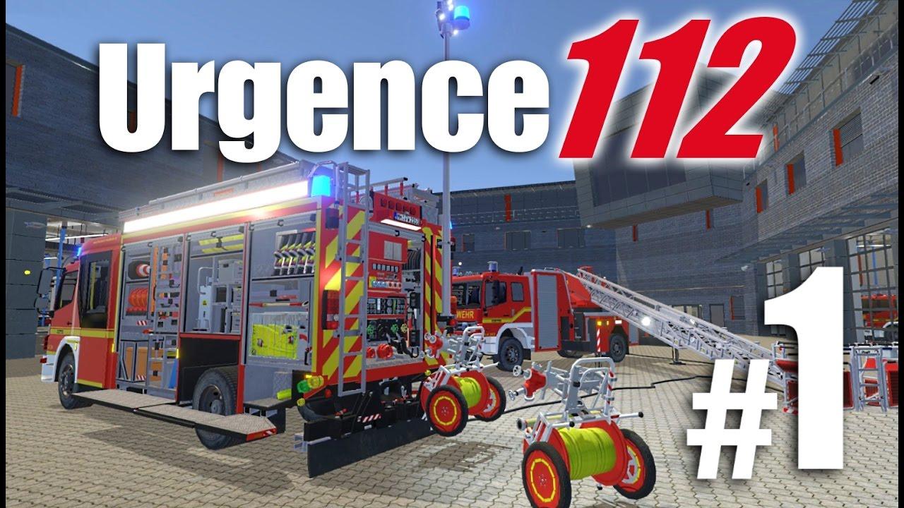 Urgence 112 Pompiers Simulateur intérieur Jeux Gratuit De Pompier