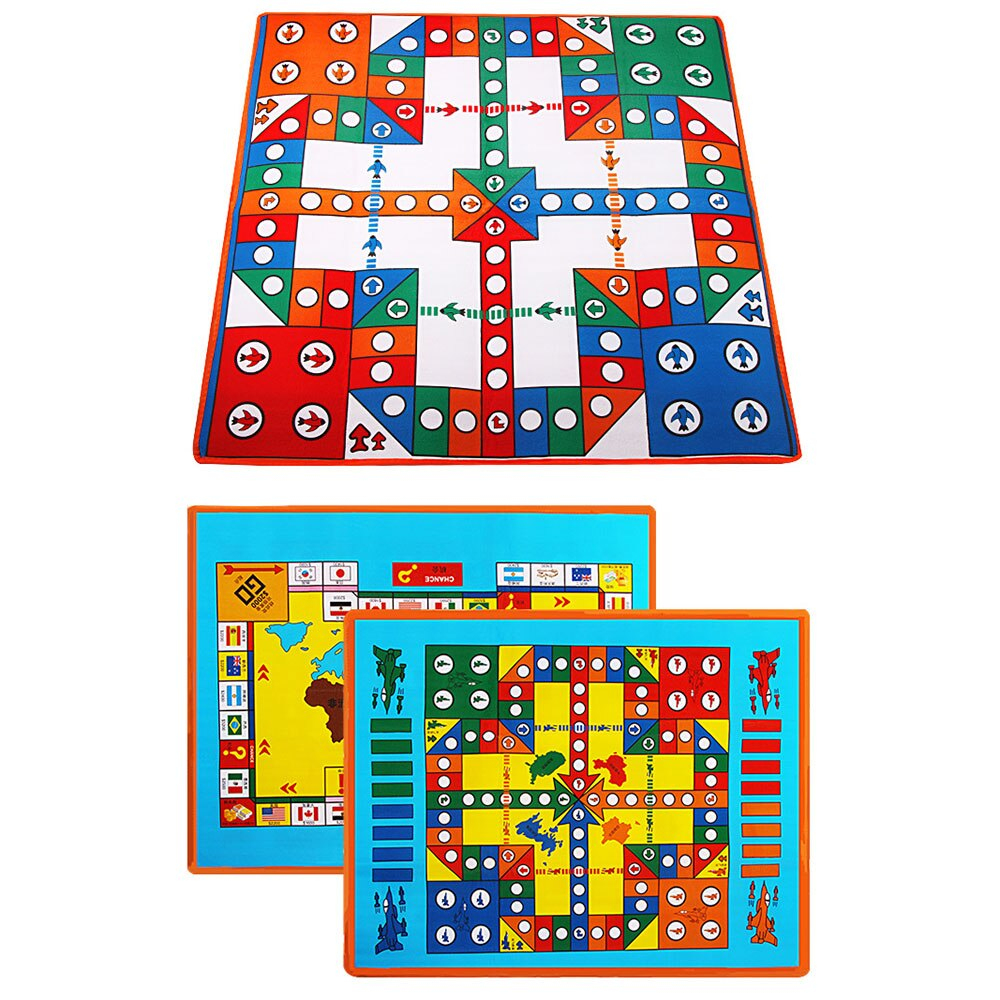 Us $4.87 26% Off|180Cm Children Game Carpet Crawling Carpets Eva Play Fly  Chess Mat Double Sided Single Sided Big Rich Taxi Aircraft Family Game On concernant Sudoku Gratuit Enfant