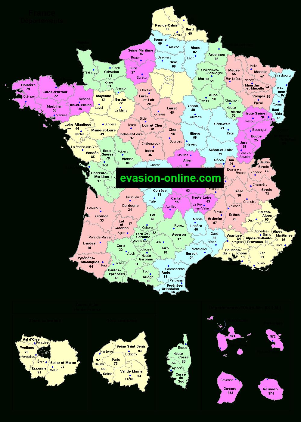 Vacance - France - Départements » Vacances - Arts- Guides dedans Puzzle Des Départements Français