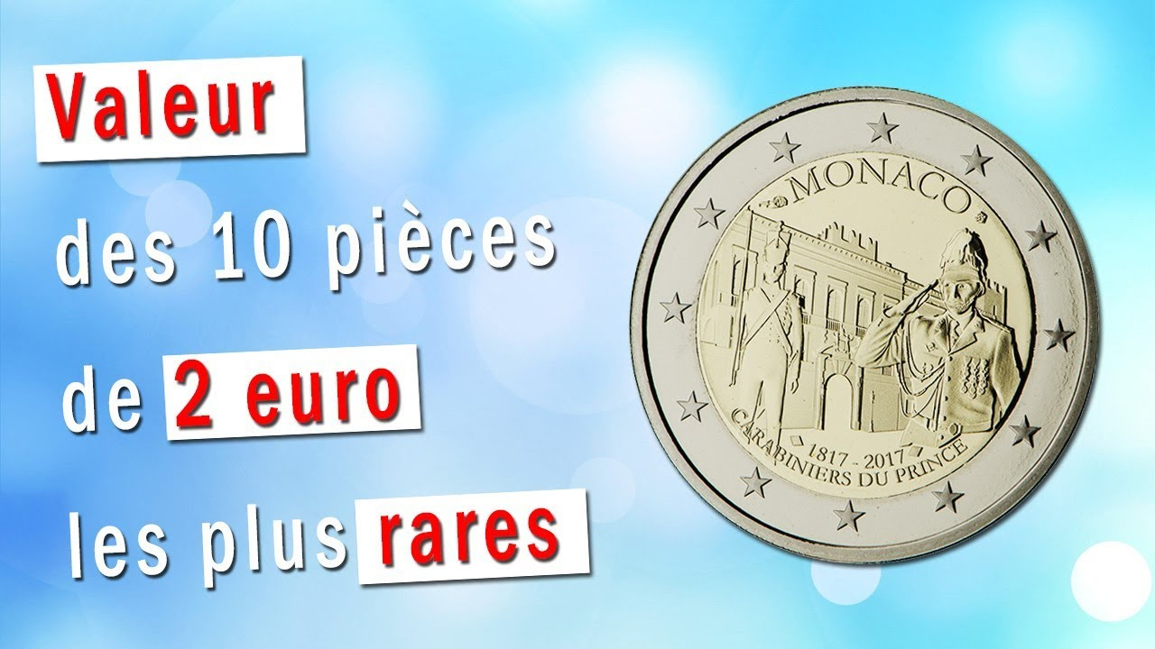 Value Of The 10 Rarest 2 Euro Coins destiné Fausses Pieces Euros