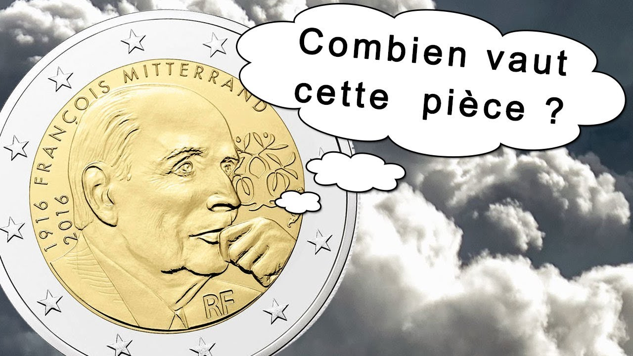 Value Of The Coin 2 Euro François Mitterrand tout Fausses Pieces Euros