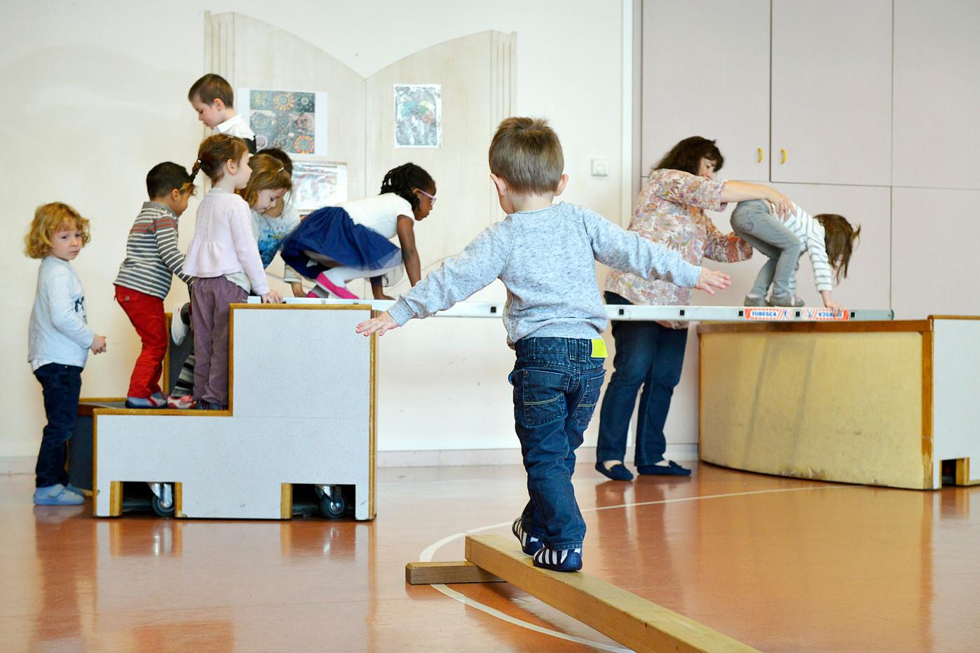 Vers Une Maternelle Plus Ambitieuse Et Moins « Scolaire » tout Jeux Educatif Maternelle Petite Section