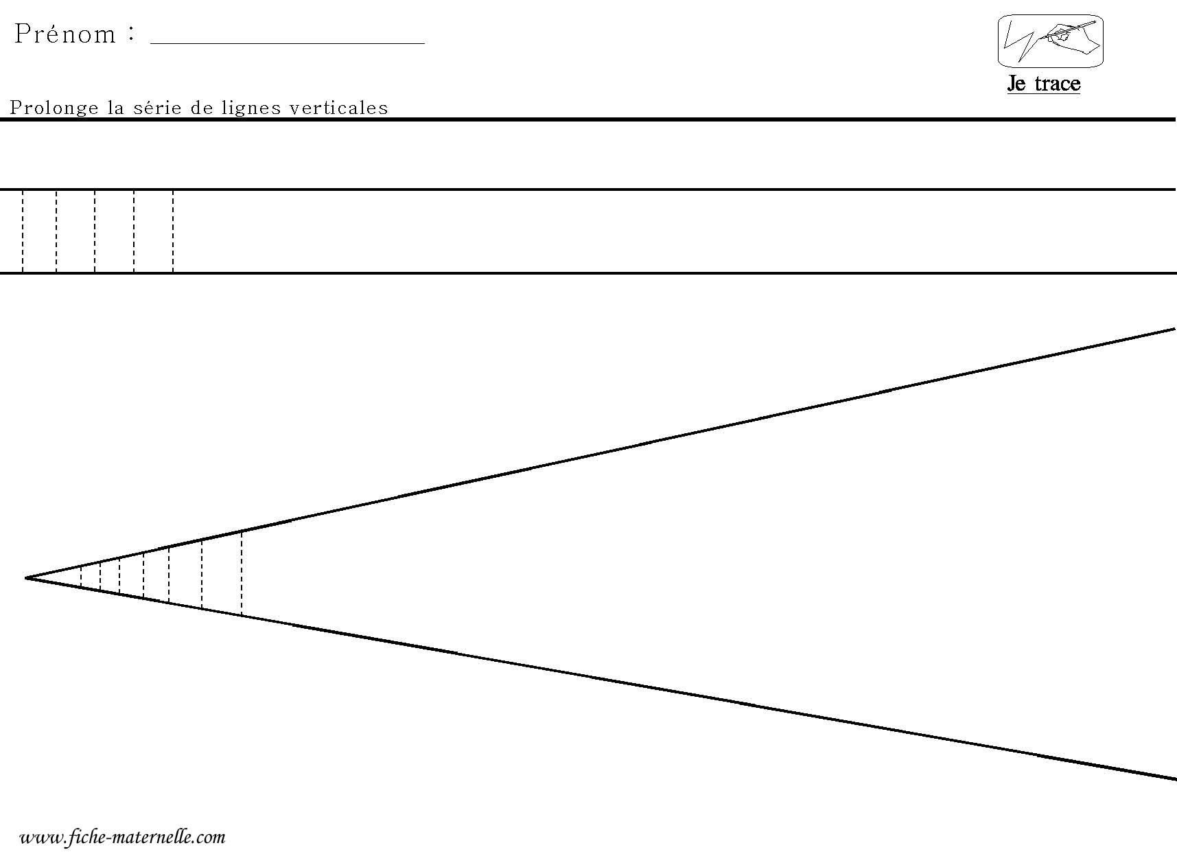 Vertical Cutting Lines Worksheet | Printable Worksheets And intérieur Graphisme En Gs