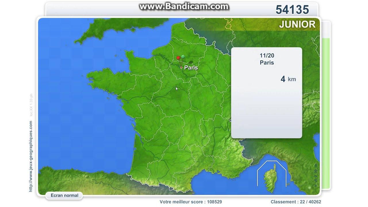 Villes De France Junior : 107 787 intérieur Jeux Des Villes De France