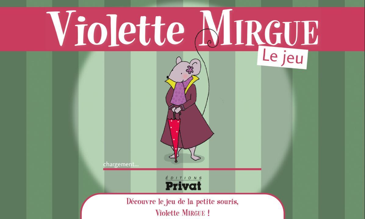Violette Mirgue - Le Jeu For Android - Apk Download dedans Jeux De La Petite Souris