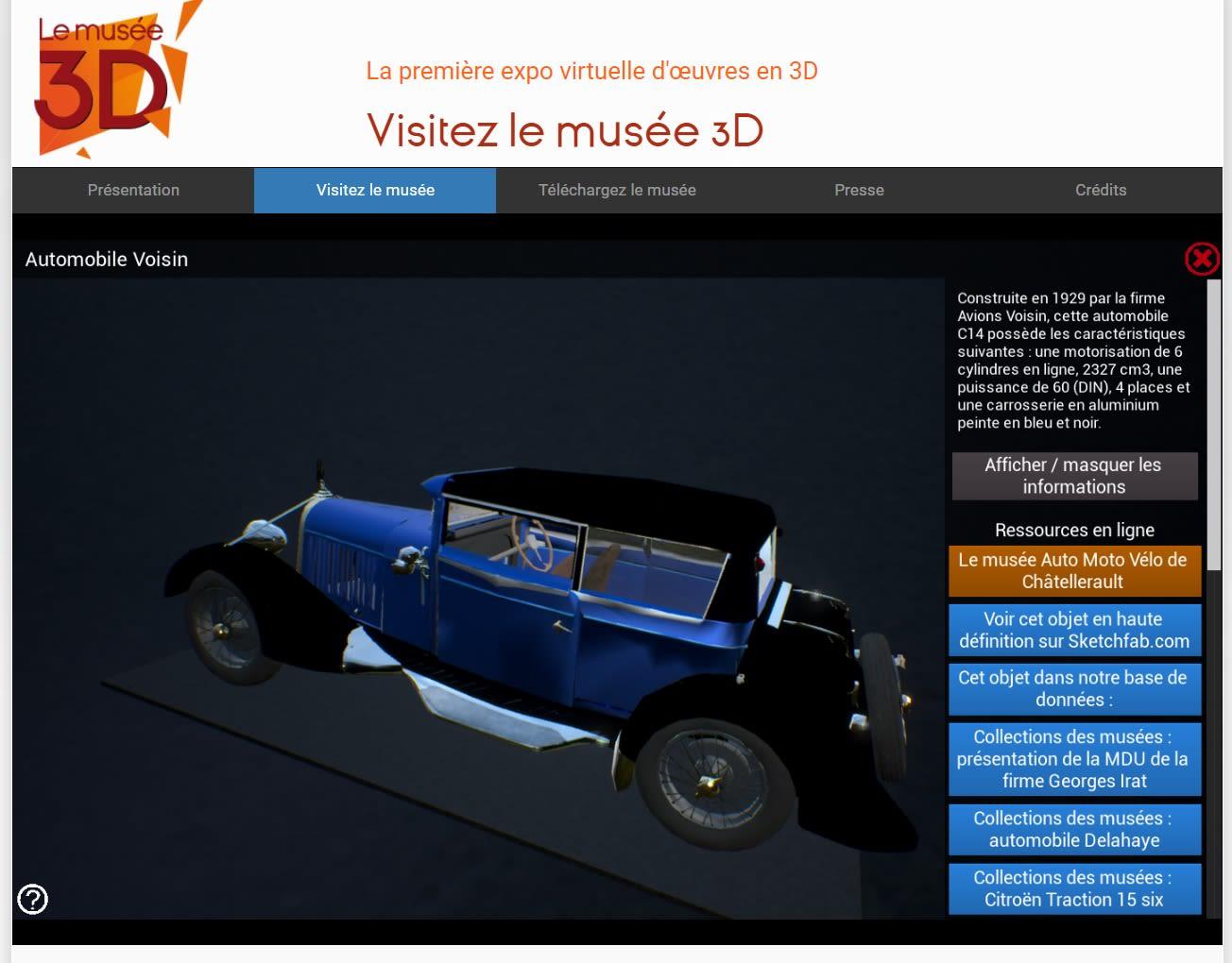 Visitez Virtuellement Les Musées De La Vienne Sur Le Site dedans Puissance 4 En Ligne Gratuit