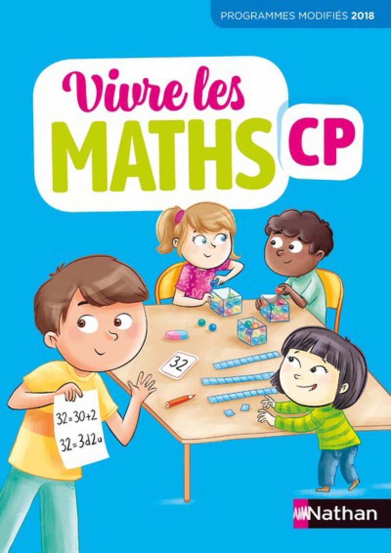 Vivre Les Maths - Cp - Fichier De L'élève - 9782091249698 avec Jeux Éducatifs En Ligne Cp