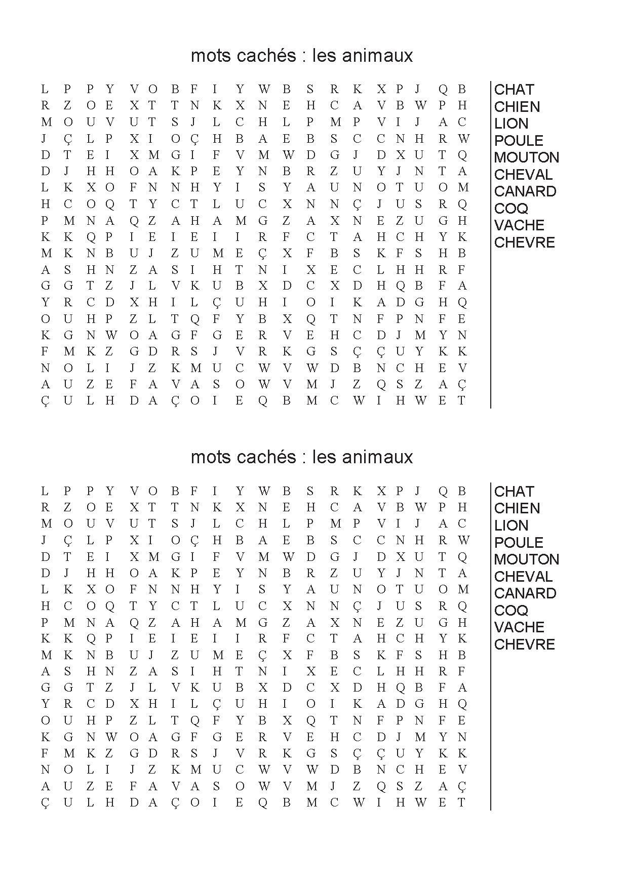 Vocabulairecp,ce1,ce2,cm1,cm2,imagiers Vocabulaire,école tout Mots Mêlés Cm2