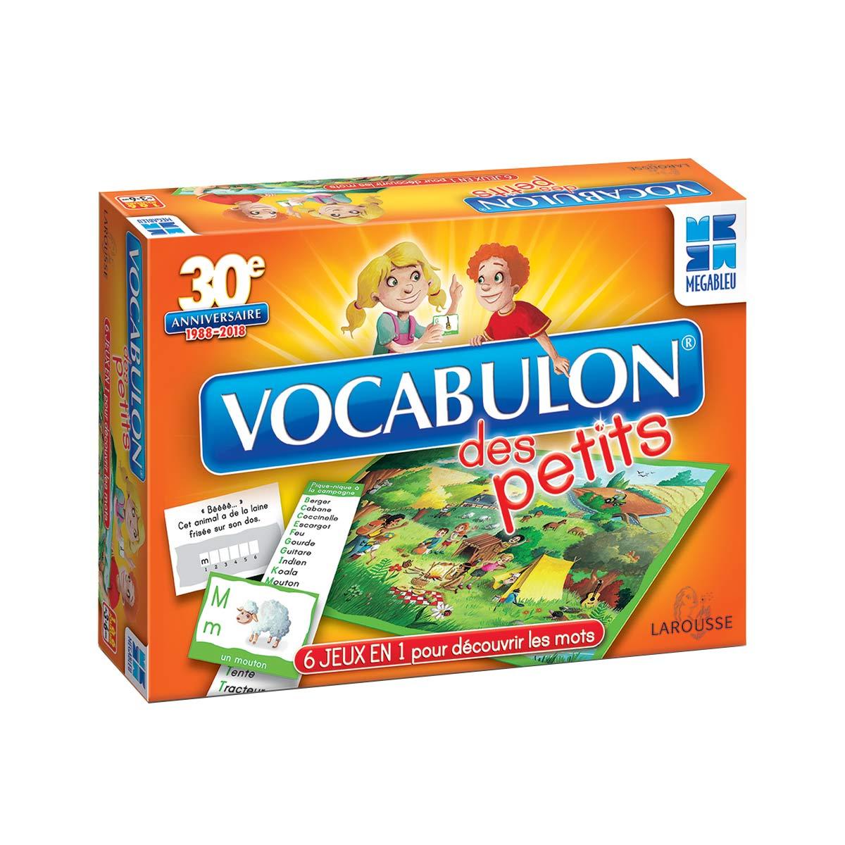 Vocabulon Junior 6 Jeux Pour Apprendre À Lire - Megableu concernant Jeu Educatif Maternelle