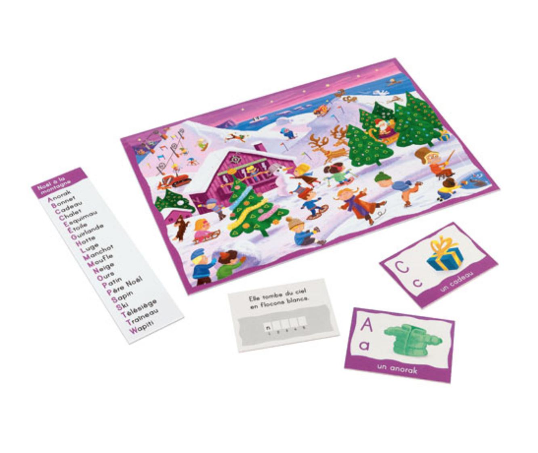 Vocabulon Junior 6 Jeux Pour Apprendre À Lire - Megableu destiné Jeux D Apprentissage Maternelle