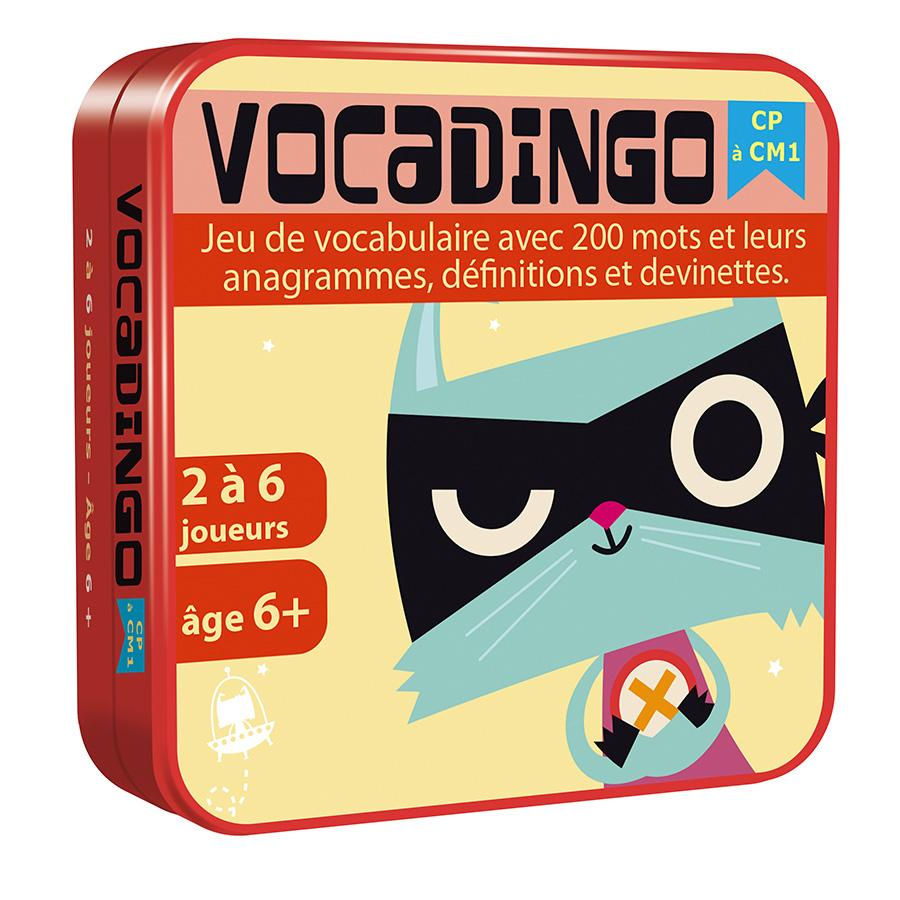 Vocadingo Cp-Cm1 concernant Jeux Educatif 5 6 Ans