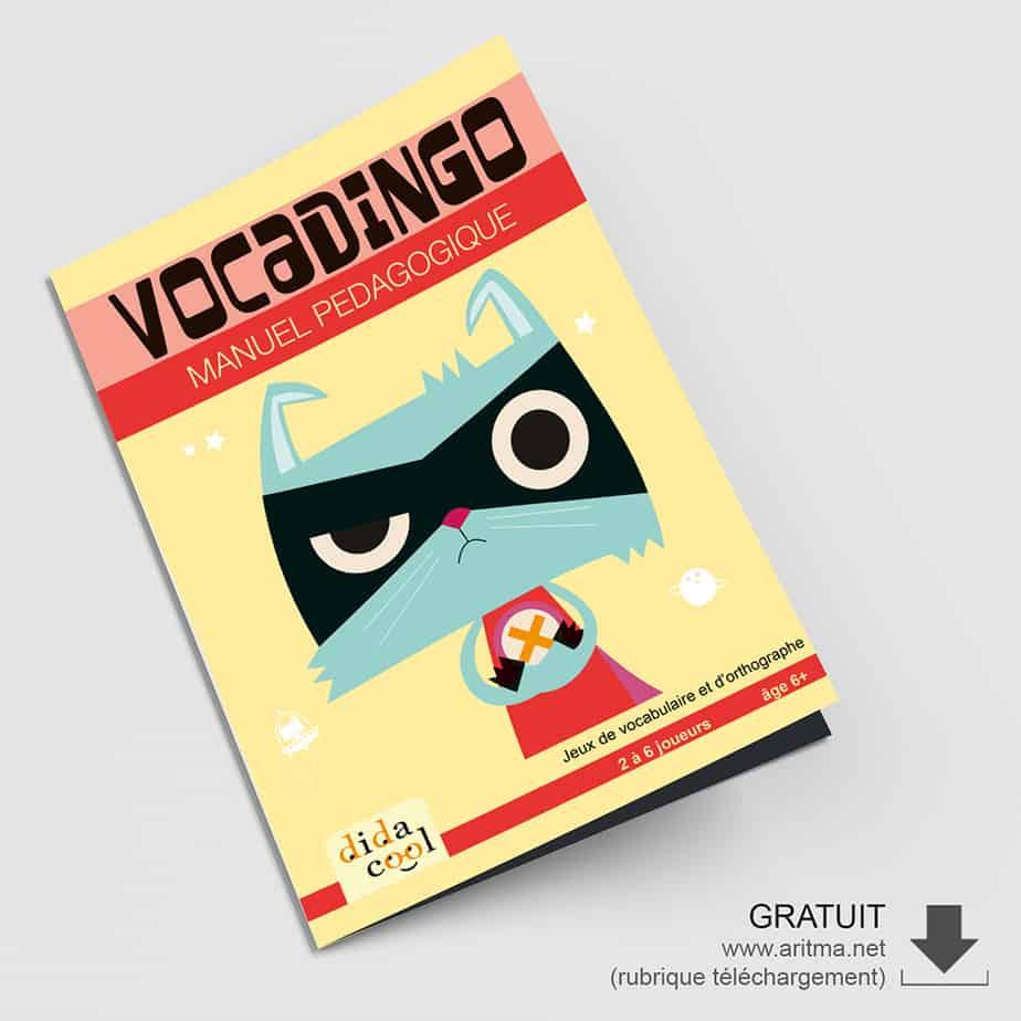 Vocadingo - Jeu De Vocabulaire Et D'orthographe Basé Sur Les Anagrammes  (Cp-Cm1) pour Jeux Educatif Gratuit 6 Ans