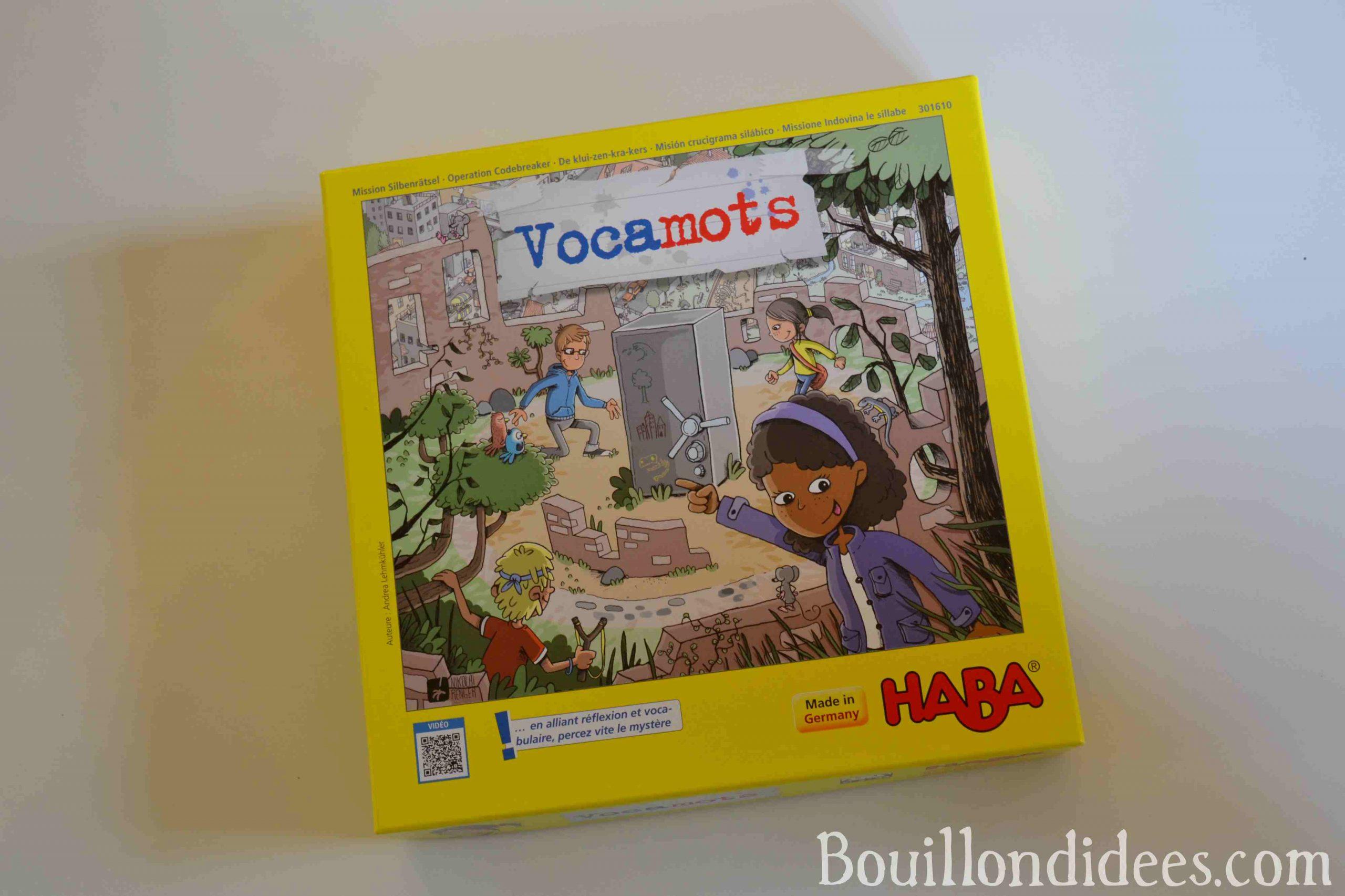 Vocamots & Autour Des Îles : Des Jeux Haba Pour Les 5-7 Ans dedans Jeux Pour Enfant De 7 Ans