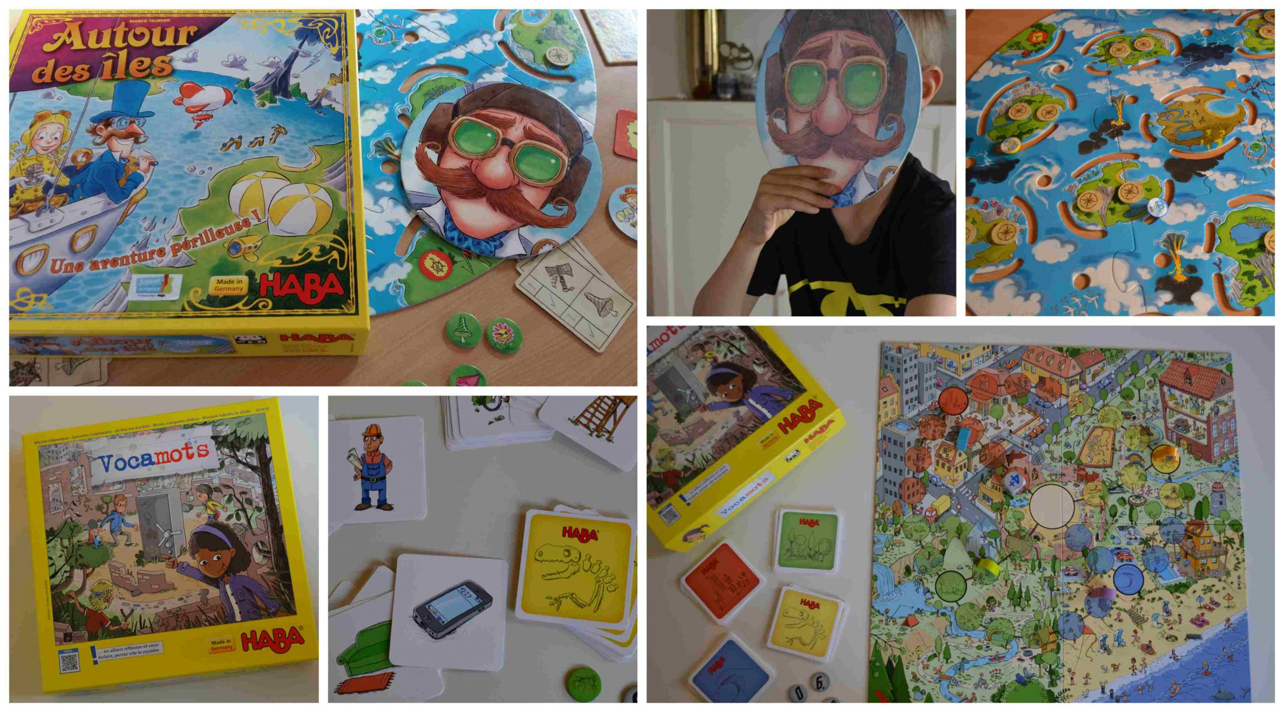 Vocamots & Autour Des Îles : Des Jeux Haba Pour Les 5-7 Ans intérieur Jeux Enfant De 5 Ans