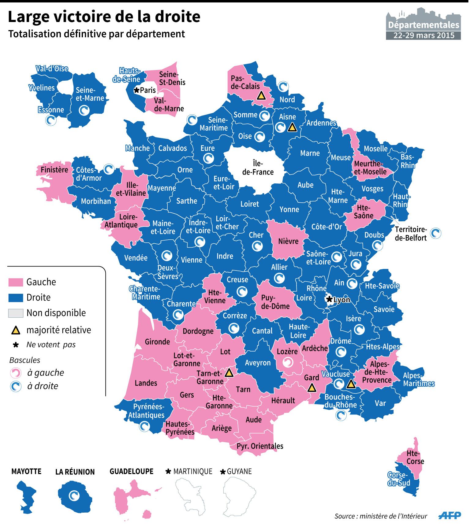 Voici La Nouvelle Carte Des Départements pour Carte De France Des Départements