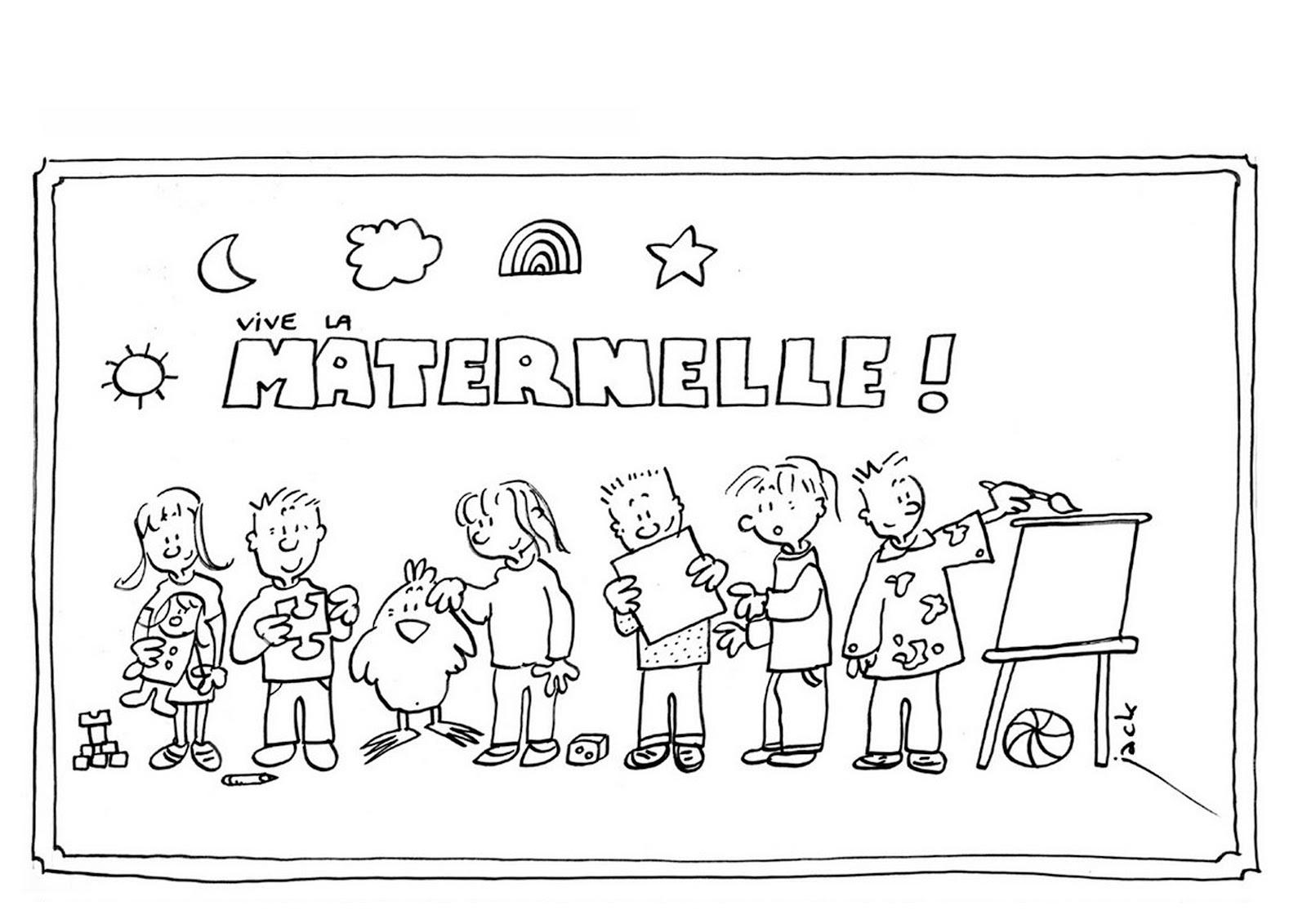 Voir Le Dessin. Image 22154 Coloriage Rentre Maternelle intérieur Coloriage Corps Humain Maternelle