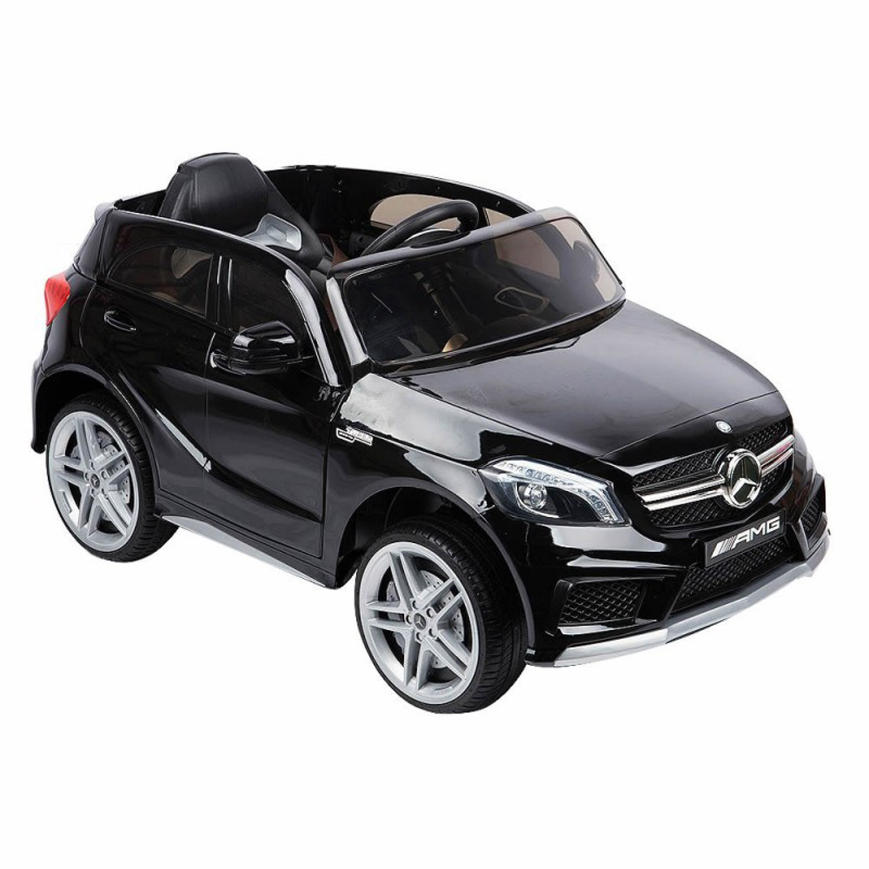 Voiture Électrique Enfant : Mercedes Classe A45 Amg Électrique 12 Volts encequiconcerne Jeux De Petite Voiture
