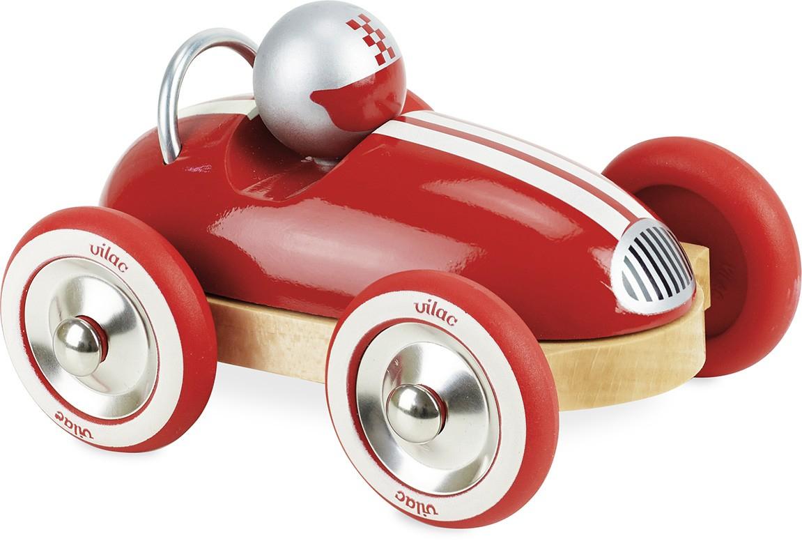 Voiture Roadster Vintage Rouge serapportantà Jeux De Petite Voiture