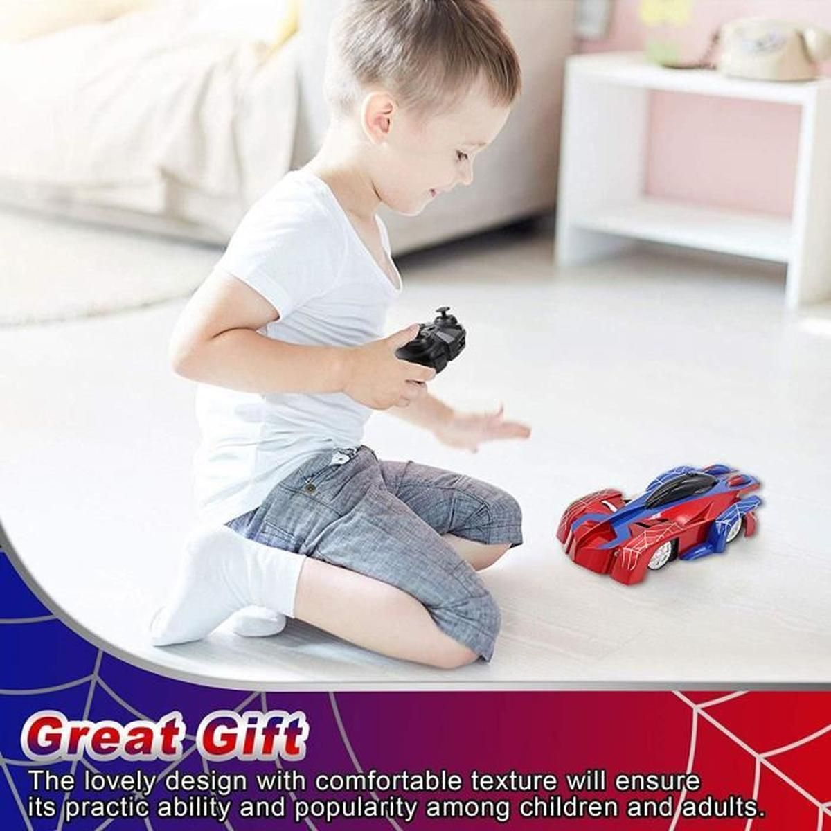 Voiture Telecommandé Pour Garcon 5-10 Ans Voiture Rc Mur encequiconcerne Jeux Pour Enfant De 6 Ans
