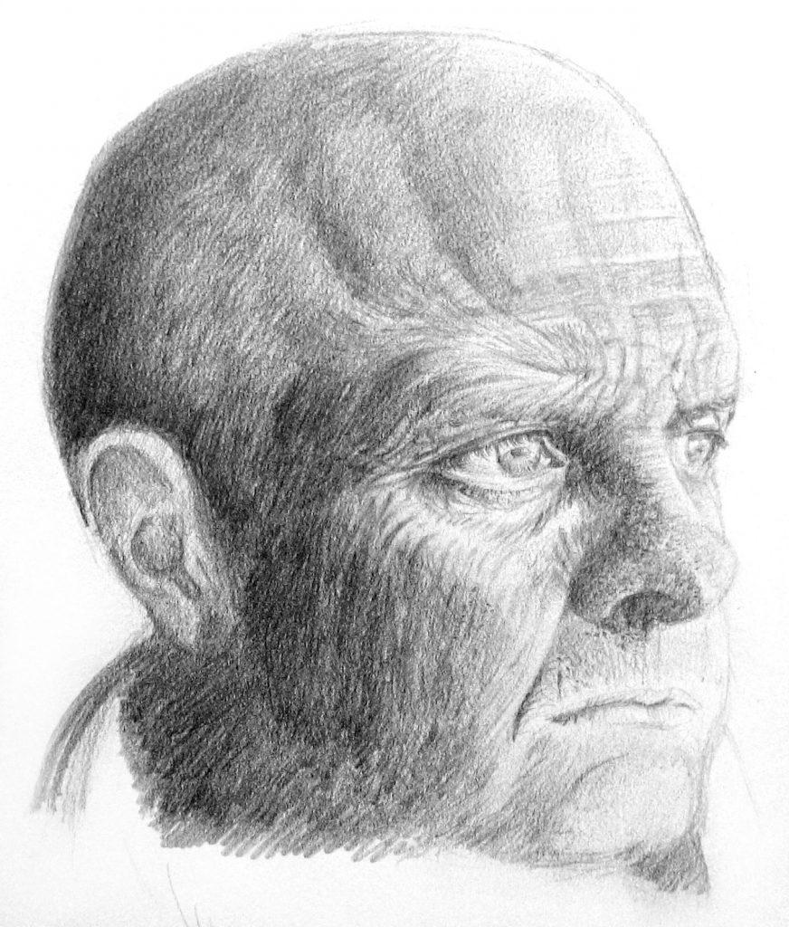 Vos Portraits Sont Moches ? Essayez De Dessiner Les Ombres dedans Apprendre A Dessiner Les Ombres