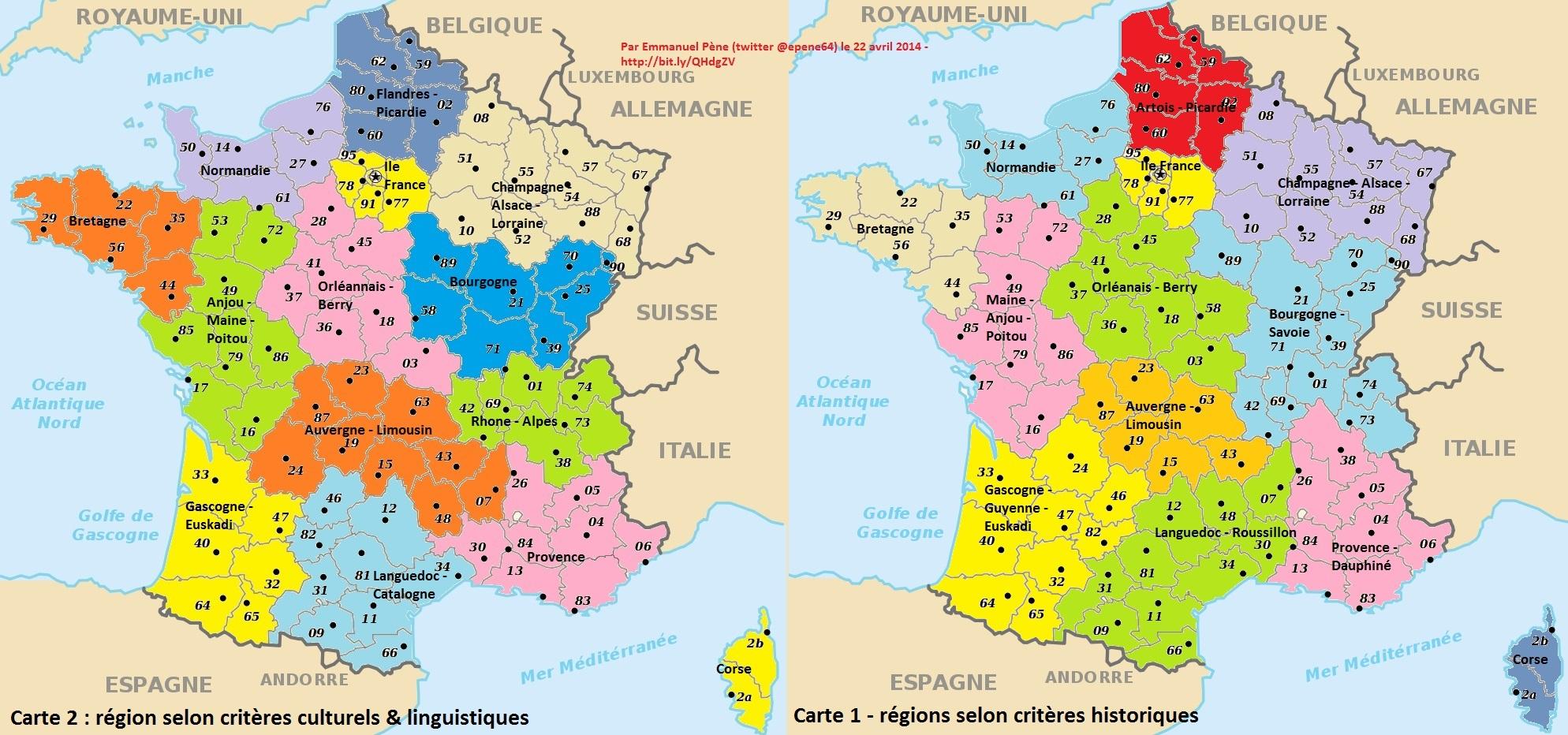 Vous Avez Cherché Ancienne Carte Des Regions - Arts Et Voyages tout Anciennes Régions