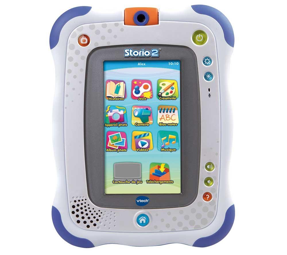 Vtech Storio 2 : Vraiment Adaptée Aux Jeunes Enfants ⋆ La avec Tablette Enfant Fille