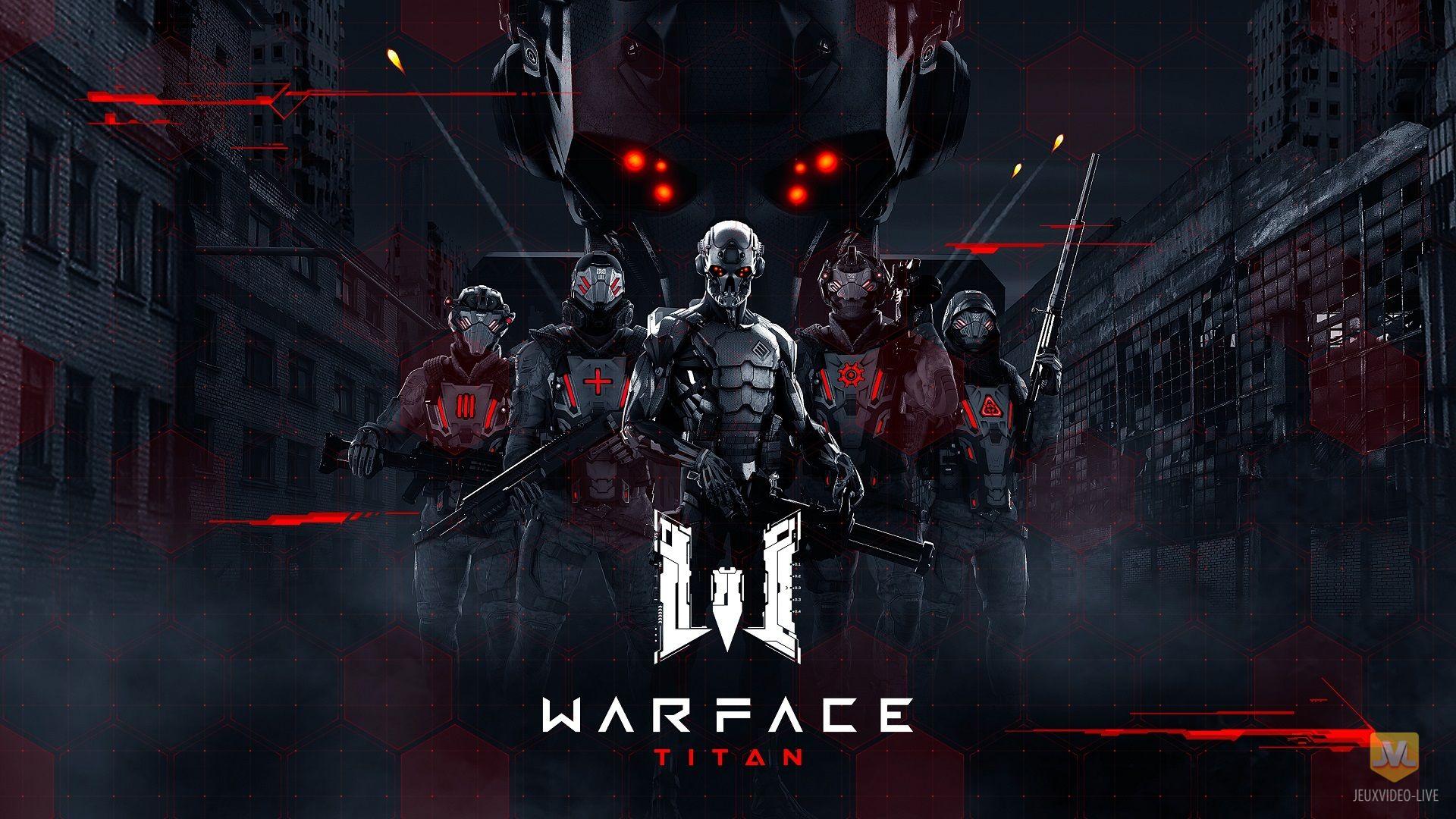 Warface S'offre Un Nouveau Personnage Avec La Mise À Jour concernant Jeux Video 5 Ans