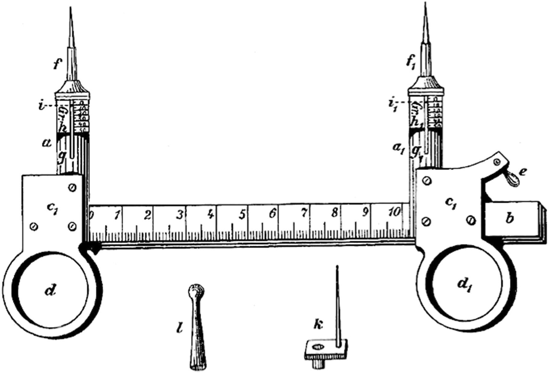 Weber's Compass And Aesthesiometers: History Of The dedans Relier Les Points De 1 À 30