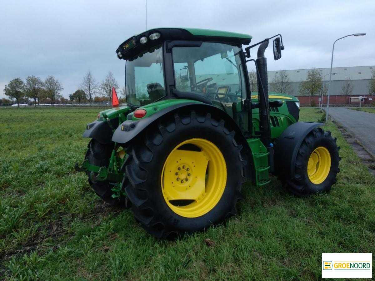 Wheel Tractor John Deere 6105R Pc Traktor Tractor Tracteur - Truck1 Id:  4183204 pour Image Tracteur John Deere