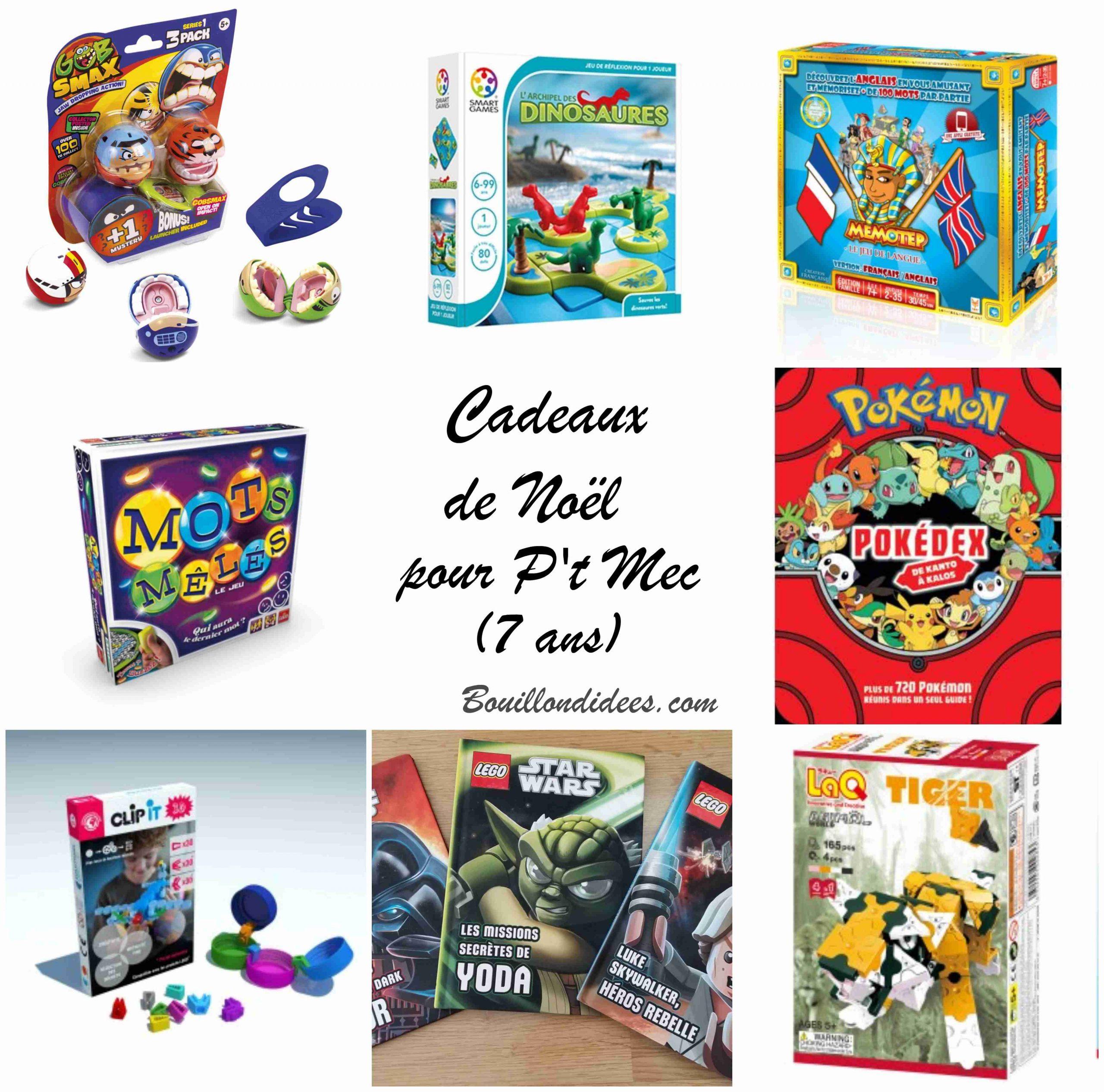 Wishlist Pour Loulou - Cadeaux De Noël Pour Garçon (7 Ans) destiné Jeux Garcon 5 Ans