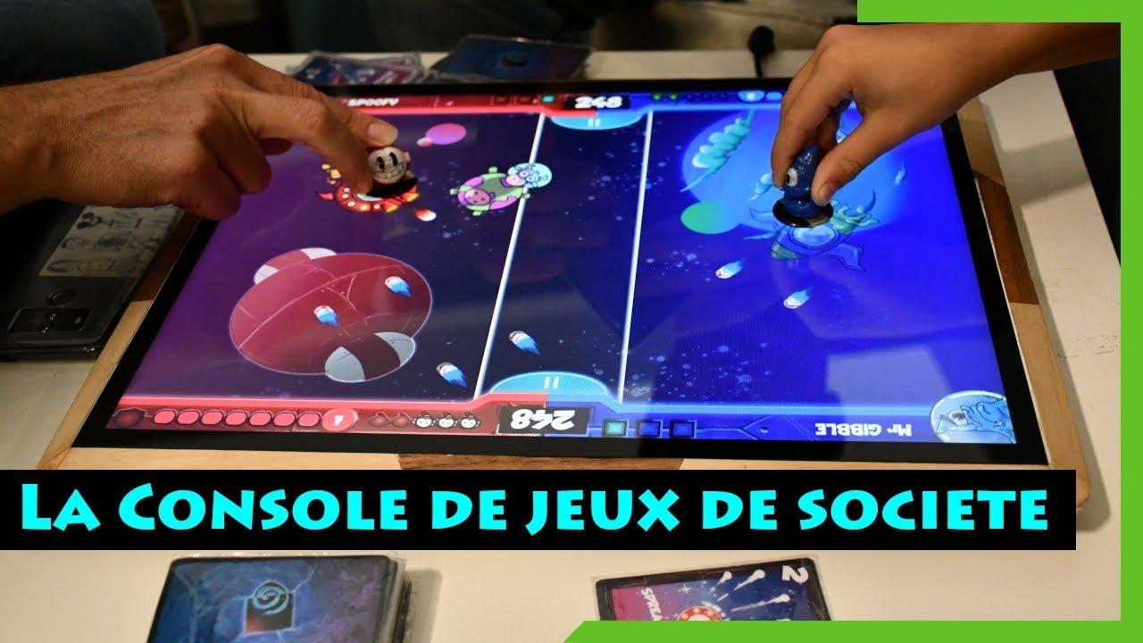 Wizama : Une Console De Jeux De Société ? à Jeux Societe Interactif