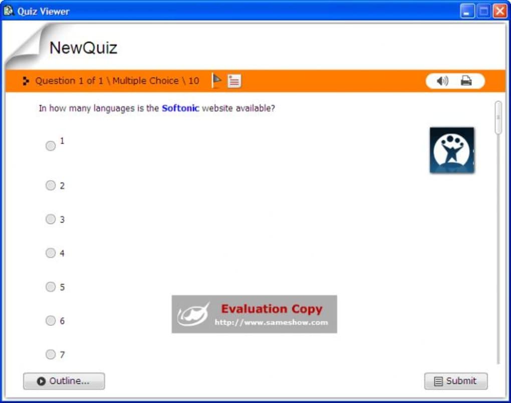 Wondershare Quizcreator - Télécharger intérieur Quiz En Ligne Gratuit