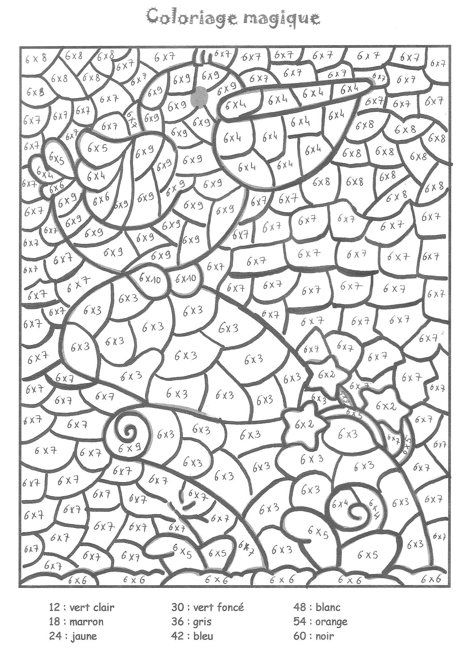 Worksheet Addition Fraction Sunstraction | Printable serapportantà Coloriage Codé Gs