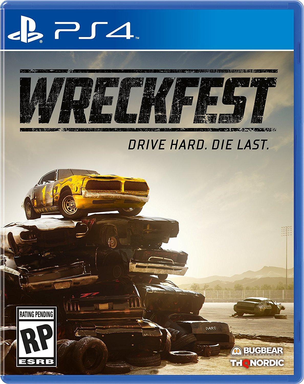 Wreckfest Sur Playstation 4 - Jeuxvideo concernant Jeux Gratuit De Voiture En Ligne