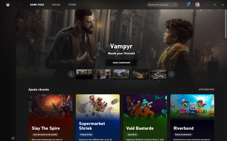 Xbox Game Pass Pour Pc : La Beta Débute Dès Maintenant Avec concernant Application Jeux Gratuit Pc