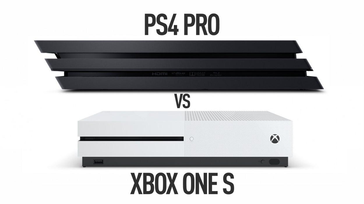 Xbox One S Ou Ps4 Pro, Quelle Console Choisir? | Radio-Canada.ca concernant Jeux Des Différences Gratuit En Ligne
