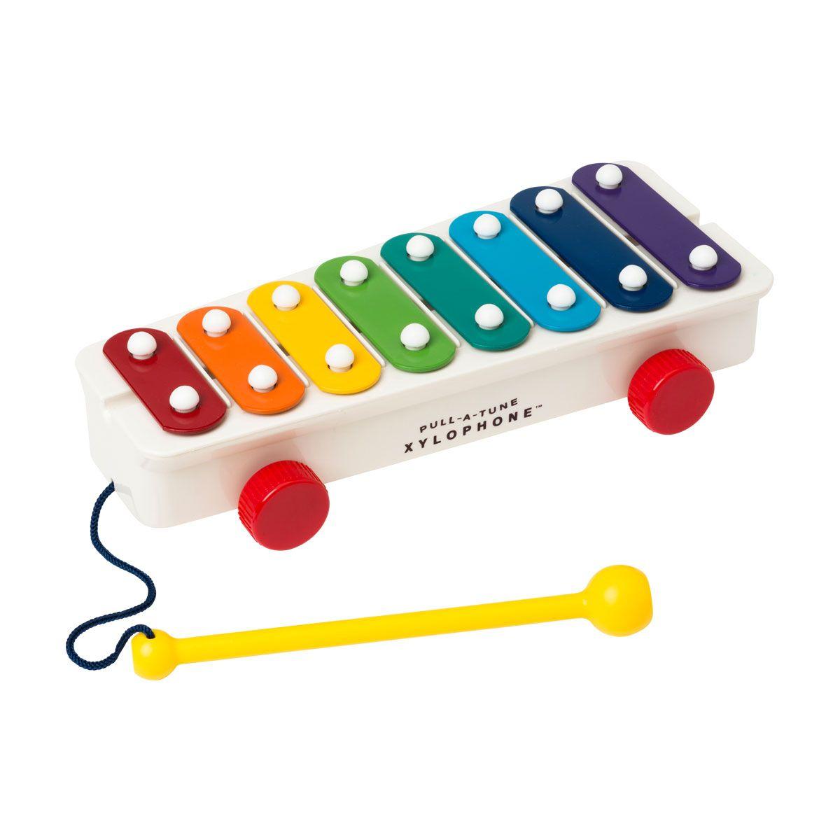 Xylophone Vintage Fisher-Price Pour Enfant De 1 An À 5 Ans dedans Jeu Des Instruments De Musique