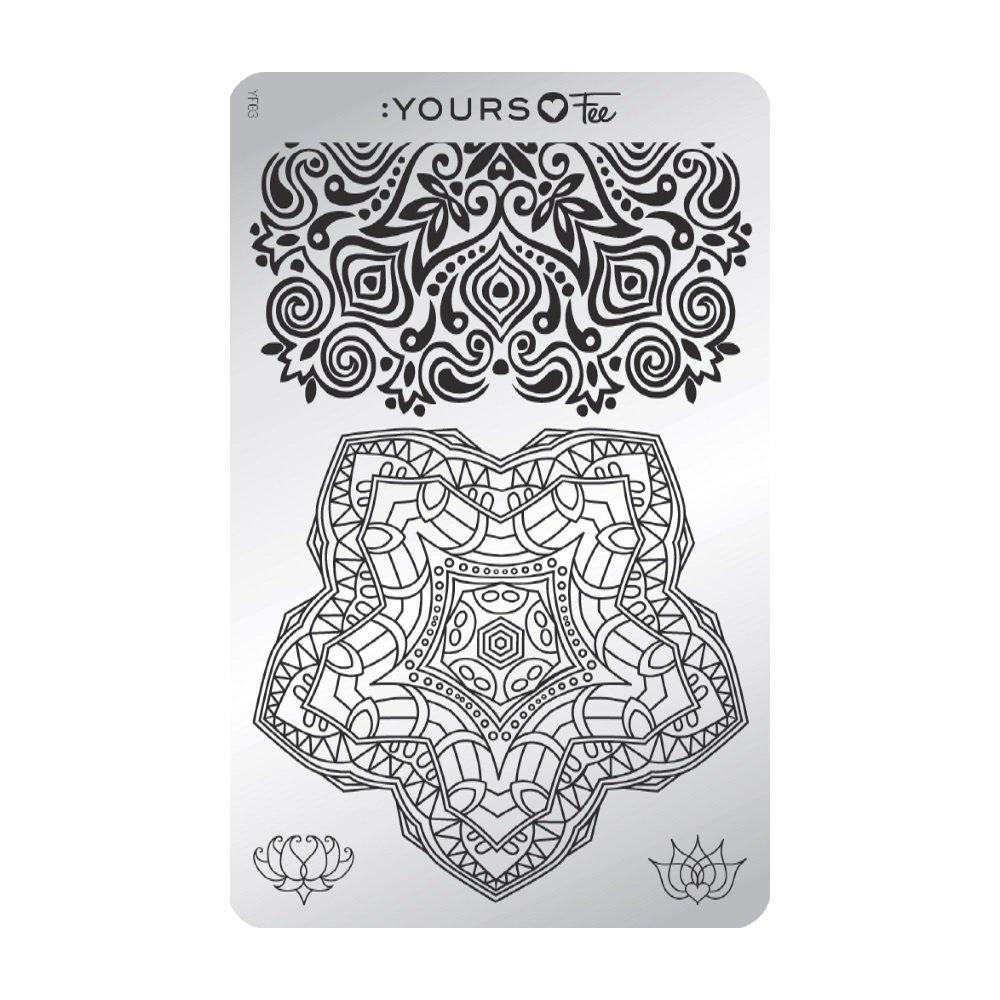 :yours Loves Fee - Mindful Mandala destiné Mandala Fée