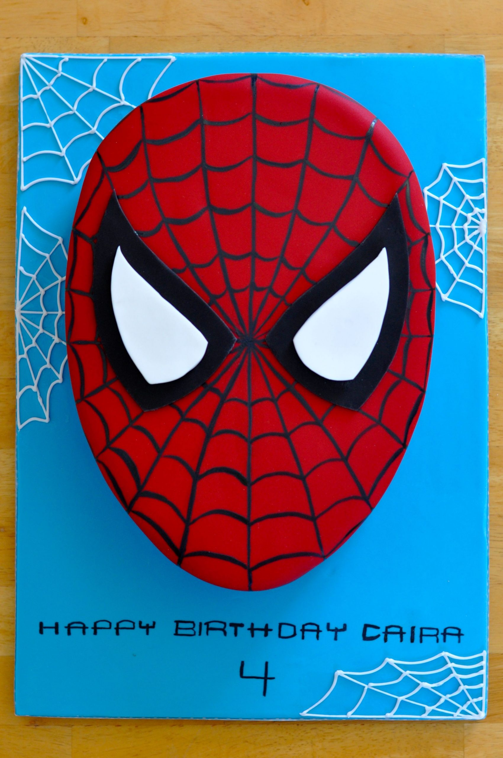 Yvonne Chan Cakes | Spiderman | Spiderman | Örümcek Adam dedans Masque Spiderman A Imprimer
