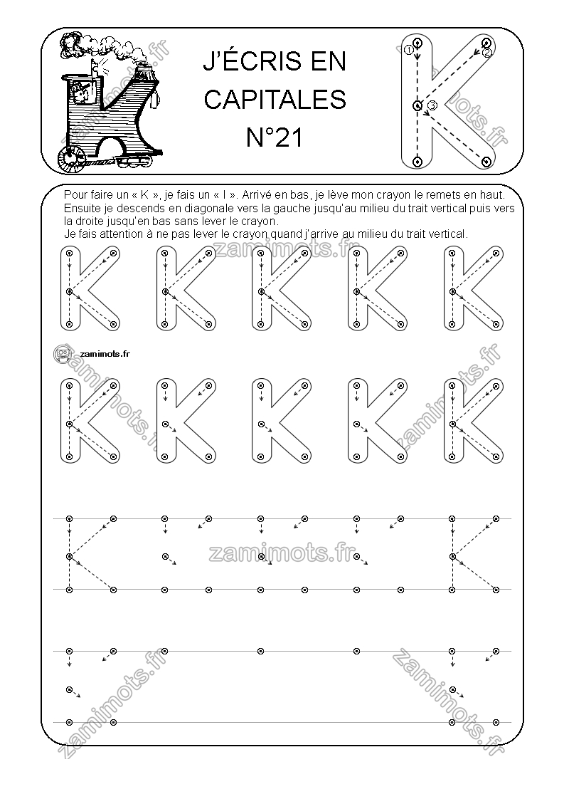 Zamimots - Tout Pour Apprendre Et S'amuser. destiné Apprendre A Écrire Les Lettres