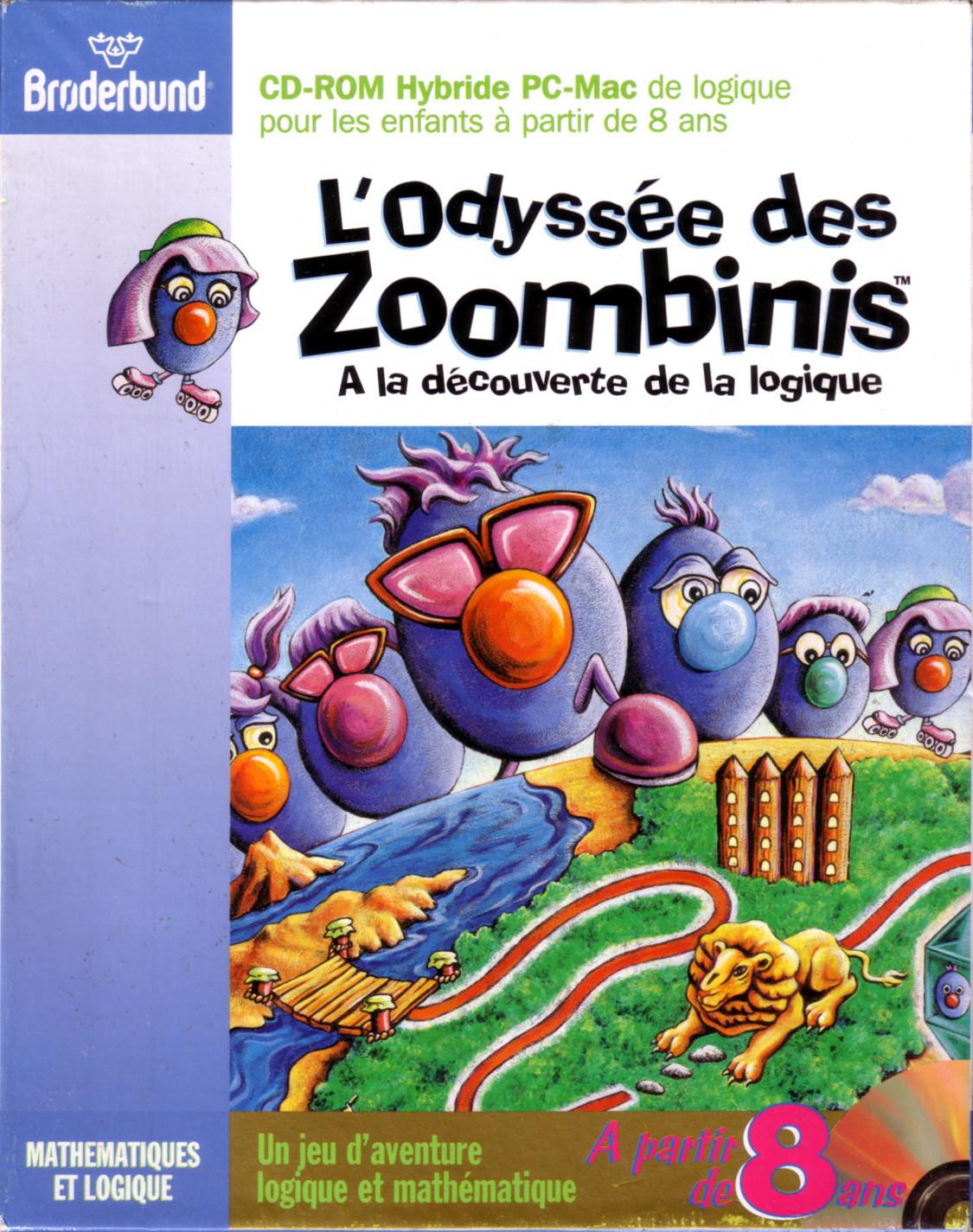 Zoombinis - Planète Aventure à Jeux Ordinateur Enfant